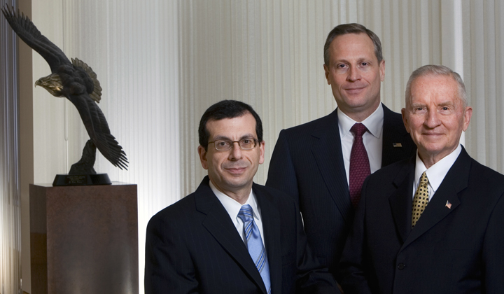 Perot System Executives